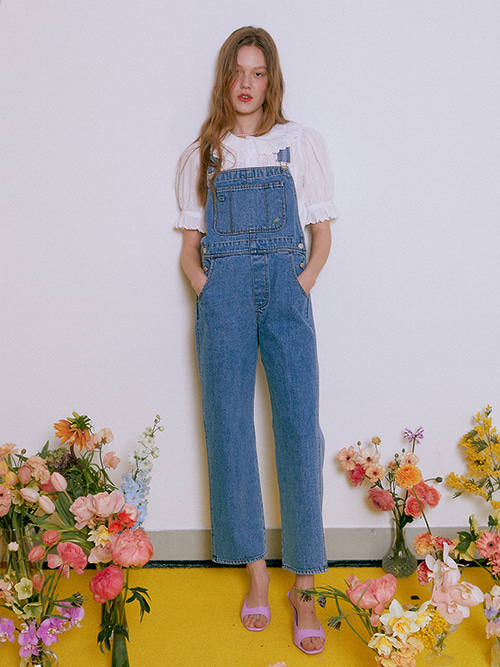 [2차 5/20 순차배송]Dorothy Overall Denim Pants