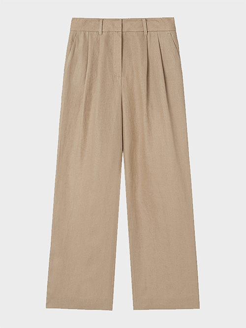 [5/27 순차배송]Lisa Linen Pants_Beige